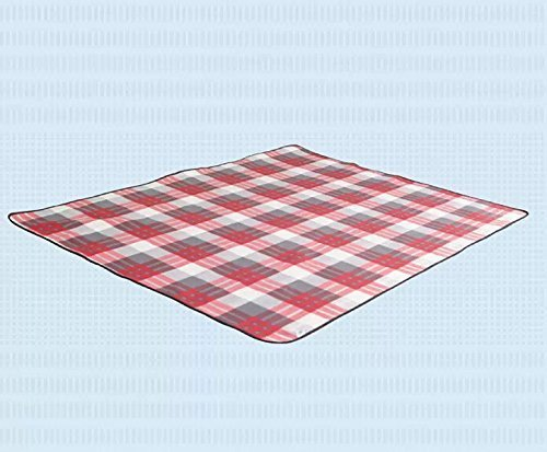 Airblasters Waterproof Outdoor Beach Garden Camping Picnic Mat Pad Blanket-Red by Airblasters