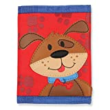Stephen Joseph Dog Wallet, 1-Pack