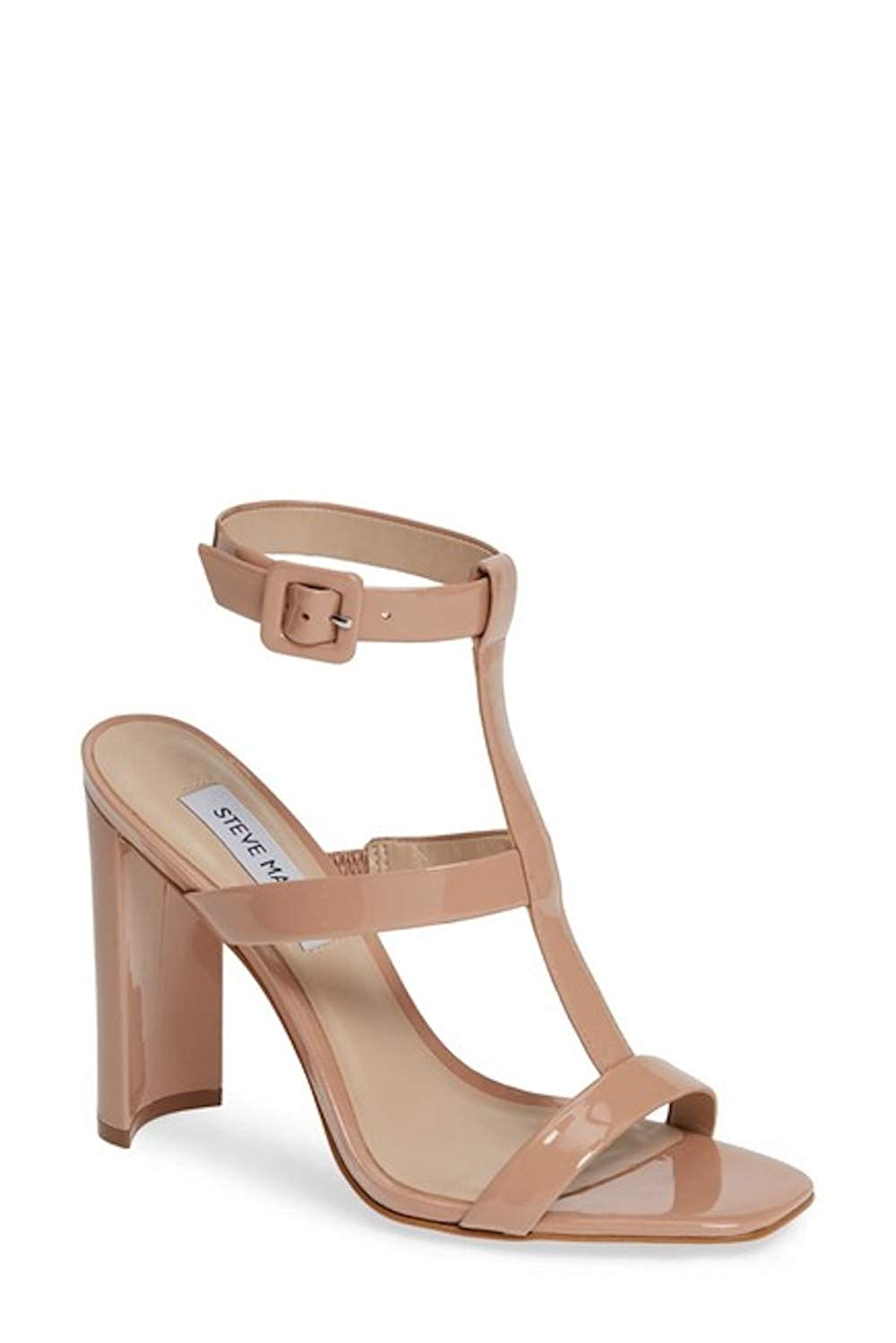 Dk bluesh Steve Madden Womens Megan Nubuck Open Toe Special Occasion Ankle Strap Sandals