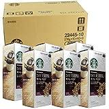 (箱まとめ買い)スターバックス「Starbucks(R)」 6箱(10g×5袋) パーソナルドリップコーヒー カフェベロナ