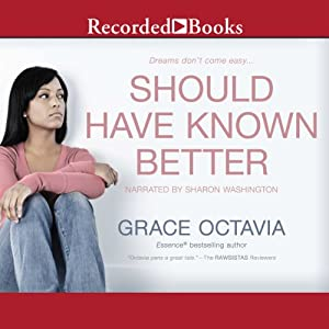 Should Have Known Better Audiobook