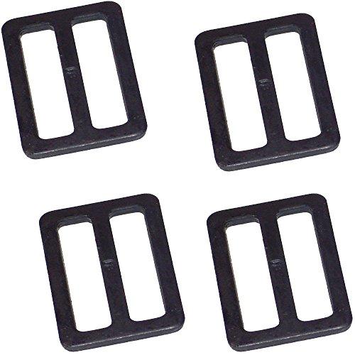 """Fire Force Sling Metal Tri-Bar Adjusters 1.25"""" (4 pcs)"""
