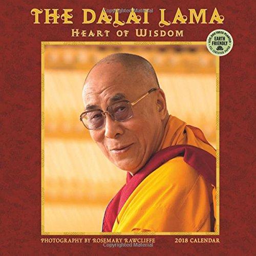 The Dalai Lama 2018 Wall Calendar