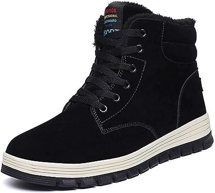 FiveStoresCity Mens Snow Boots Winter