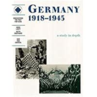 Germany 1918-1945: Student's Book
