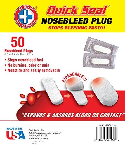 Be Smart Get Prepared Nosebleed product image