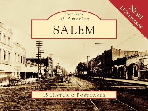 Salem (Postcard of America) (Postcards of America)