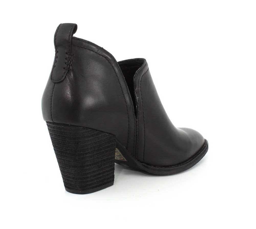 Jeffrey Campbell Womens B(M) Rosalee Boot B07FDH26S8 8.5 B(M) Womens US|Black Leather 96b543