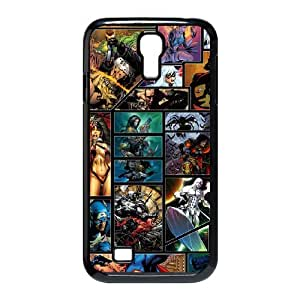 Samsung Galaxy S4 I9500 Phone Case for Classic movies Hulk Iron Man Thor Theme pattern design GCMHIMT954521