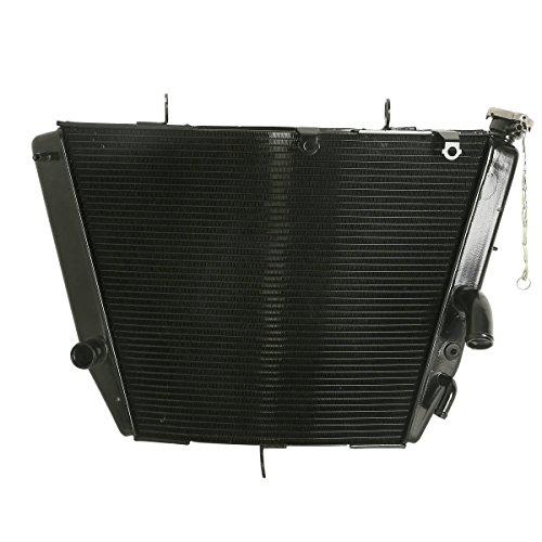 - XFMT Motorcycles Aluminum Radiator Cooling Cooler For Suzuki GSX-R GSXR 600 750 2006-2011