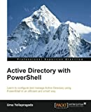 img - for Active Directory with PowerShell book / textbook / text book