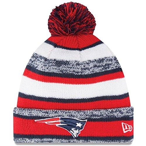 New Era On field Sport Knit New England - New Era 2014 Patriots Knit Hat
