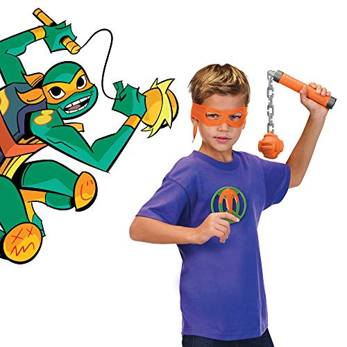 Teenage Mutant Ninja Turtles Michaelangelo's Kusari-Fundo -