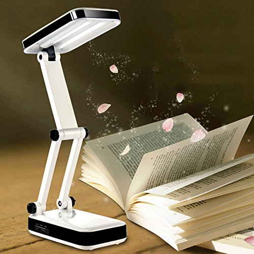 Hydration 24 Protection (ANGELS--Portable Foldable 24 LED Rechargeable lamp Study Desk Table Reading Light Lamp)