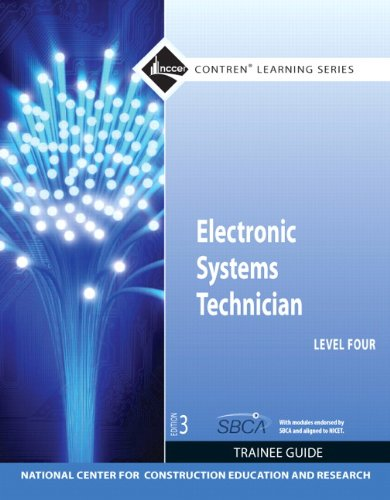 Electronic Systems Technician Level 4 Trainee Guide, Paperback (3rd Edition)