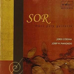 Duos Para Guitarra -Jordi Codina-