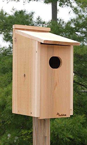Wood Duck Nest Bird House (Wood Duck Nest)