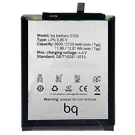 Bateria Original BQ Aquaris M5 (Bulk): Amazon.es: Electrónica