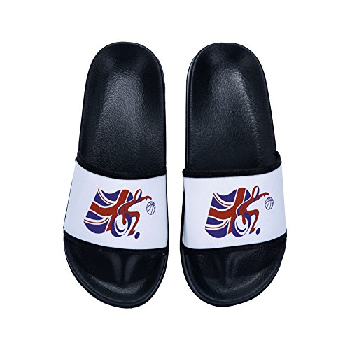 XINBONG Boys Girls Anti-Slip Shower Sandals Couple Use Beach Pool Bathroom Gym Household Slippers by XINBONG