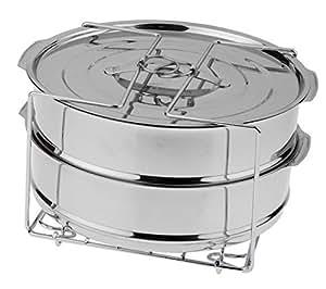 Deni Round Pressure Cooker Dessert Pans