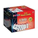 Spectrum Math Flash Cards