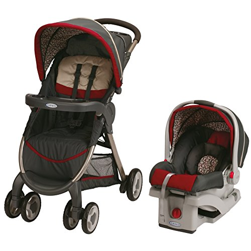 Car Seat With Stroller For Travel - 5