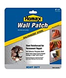 Homax Group 5508 Heavy Duty Self Adhesive Wall Repair Patch, 8-Inch x 8-Inch (30 Pack)