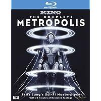 The Complete Metropolis [Blu-ray] by Kino Lorber films