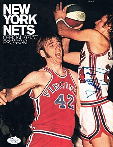 RICK BARRY WASHINGTON CAPS ABA  BASKETBALL JERSEY  SEWN NEW   ANY SIZE