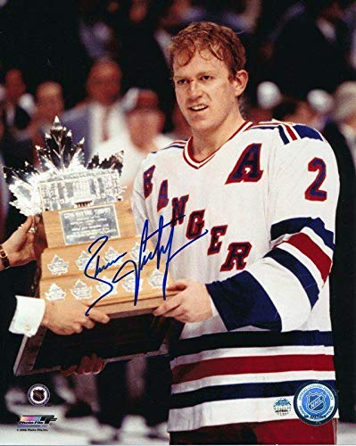 Brian Leetch Autographed Photo - 8x10 Color 140782 - Steiner Sports  Certified - Autographed NHL Photos 5d9345068