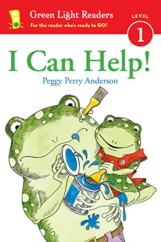 I Can Help! (Green Light Readers Level 1)