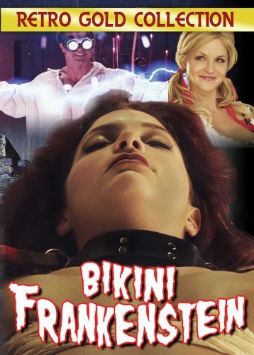 Bikini Frankenstein [DVD] [2010] [Region 1] [US Import] [NTSC]