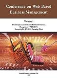 The Conference on Web Based Business Management (WBM 2010), Xiying Fan, Yuwei Zhang, Xinzheng Wang, Yin Guo, Zhengli Liang, 1935068180