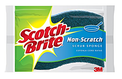 3M 520 Soft Scour Scrub Sponge