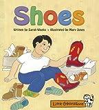 Shoes, Sarah Weeks, 067377676X