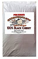 CookinPellets CPBC40lb 100% Black Cherry Pellets Cooking, Brown from legendary Cookinpellets.com