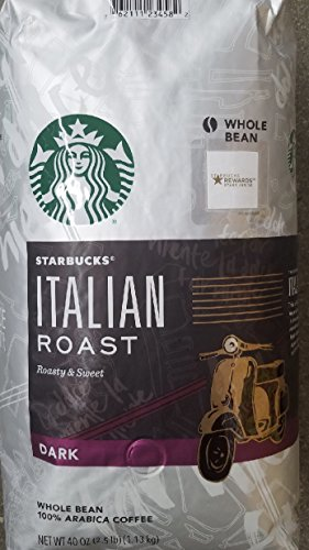 STARBUCKS Italian Roast (Starbucks Italian Coffee)
