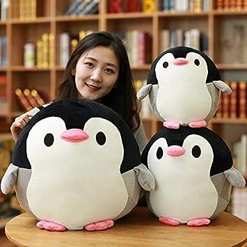 Amazon.com: Cojín suave de pingüino para muñecas, juguetes ...