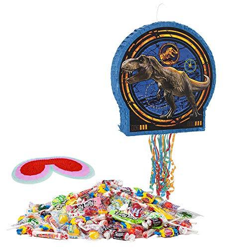 Costume SuperCenter Jurassic World: Fallen Kingdom Pull Pinata Kit]()