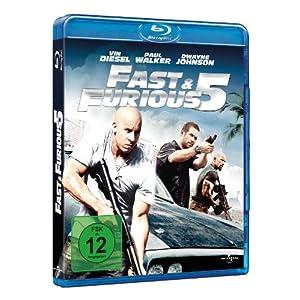 [Amazon] Fast & Furious 5 [Blu ray] für nur 8,81€ & neue Aktion: Blu ray kaufen und 3 Monate Lovefilm gratis dazu!
