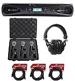 Best Crown Dj Amps - Crown Pro XLS2502 XLS 2502 2400w DJ/PA Amplifier Review