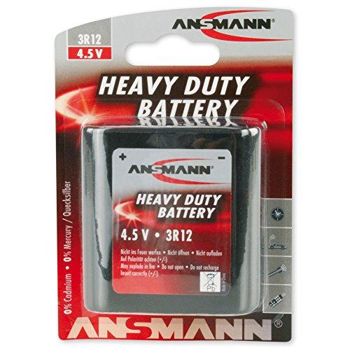 ANSMANN-Zinc-Carbon-Battery