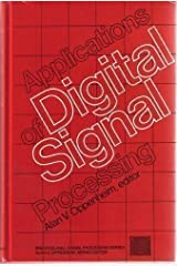 Applications of Digital Signal Processing Hardcover