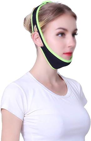 maschera facciale in casa