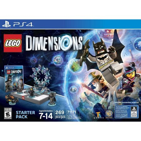 LEGO Dimensions Starter Pack (PS4) by Generic
