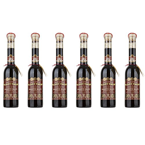 Giuseppe Giusti (6 pack) Riccardo Balsamic Vinegar of Modena IGP 250ml