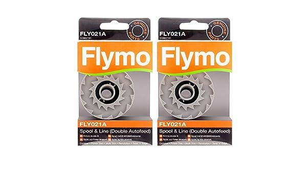 FLYMO Power Trim 500XT - Carrete y línea de alimentación ...