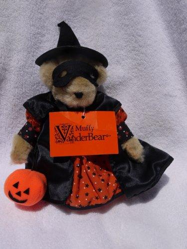 (Muffy VanderBear Halloween I - Witch - 1986-1988)