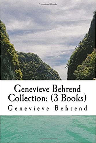 Genevieve Behrend Collection 3 Books Your Invisible Power How