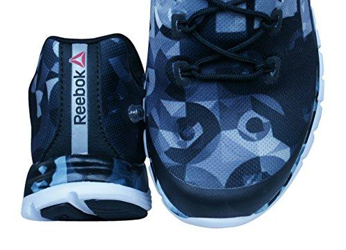 Course Black Pour Chaussures Femme Fusion De Reebok Ag Zpump x8FYwqX